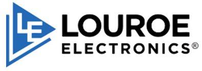Louroe Electronics Company Logo