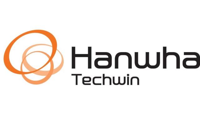 Hanwha Techwin America Company Logo