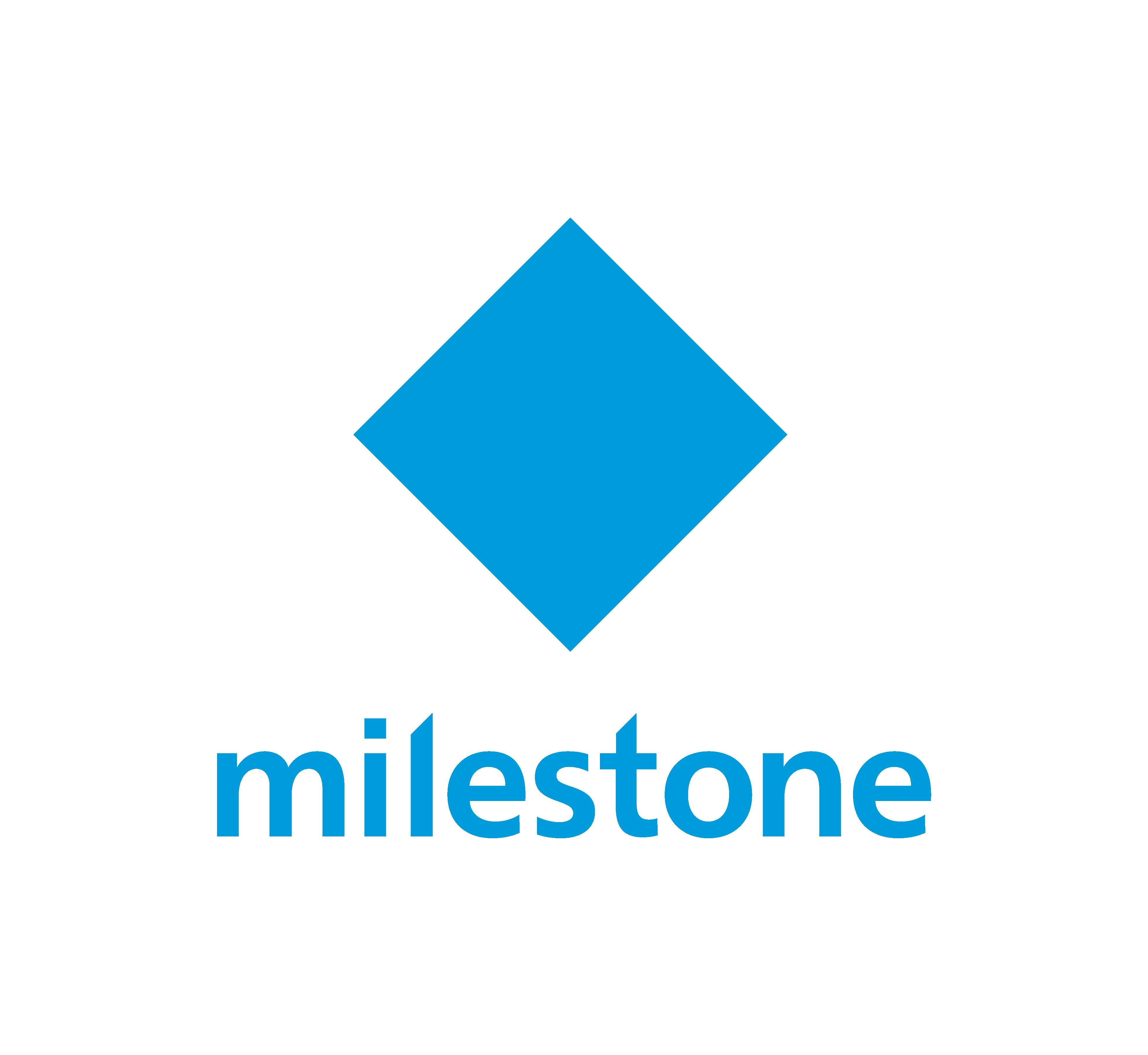 Milestone Systems Company Logo