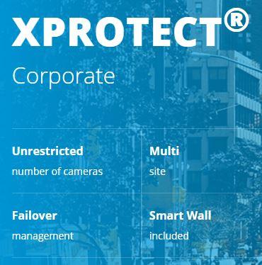 XProtect Corporate Logo